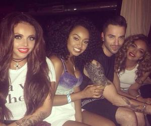 jesy nelson, little mix, and jade thirlwall image