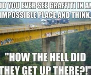 graffiti, funny, and lol image