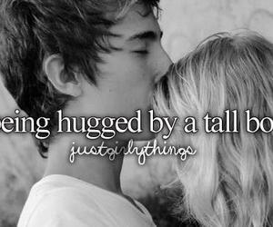 love, boy, and hug image
