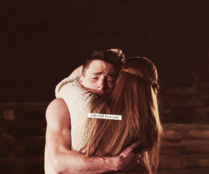 teen wolf and love image