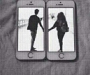 mobiles and love image