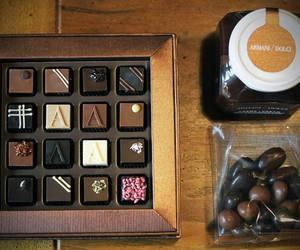 Armani, beautiful, and chocolate image
