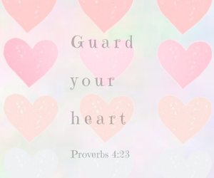 christian, heart, and quote image