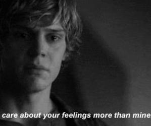 feelings, american horror story, and tate image