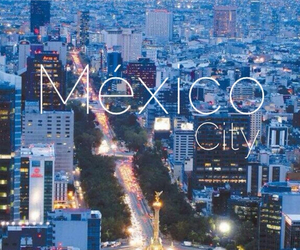 city, beautiful, and mexico image