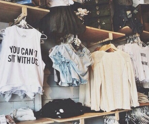 clothes, header, and mean girls image