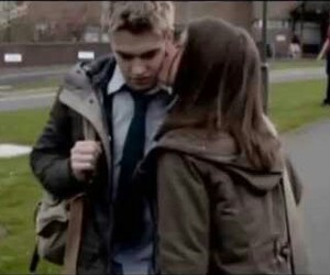 wolfblood, maddy, and rhydian image