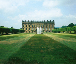 bath, chatsworth house, and english image