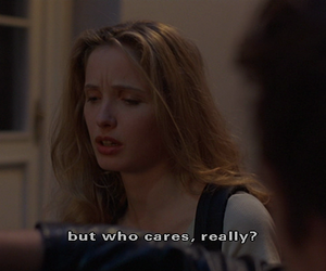 before sunrise, julie delpy, and movie image