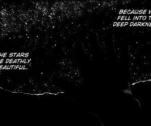 stars, manga, and Darkness image