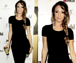 danielle peazer and fashion image