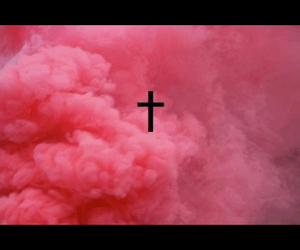 fucsia, Lola, and smoke image