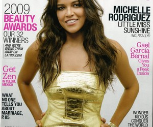 beautiful, michelle rodriguez, and woman image