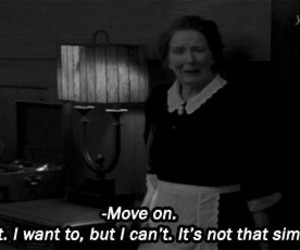 move on, quotes, and tv show image