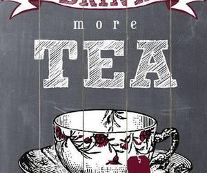 tea and love image