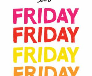 friday and weekend image