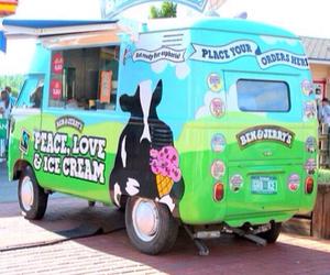 ben&jerry's, ice cream, and nice image