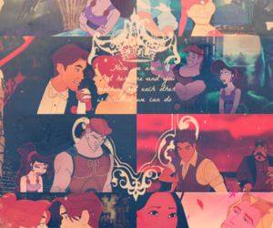 anastasia, Dimitri, and disney image