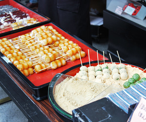 dango, mochi, and tokyo image