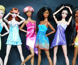barbie, fierce, and vogue image