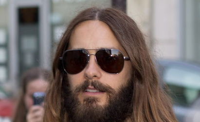 happy, jared leto, and sexy image