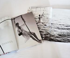 fashion, chanel, and magazine image