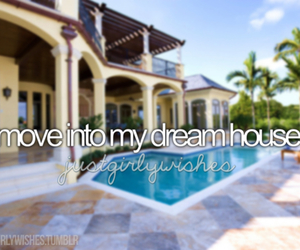 Dream, house, and amazing image