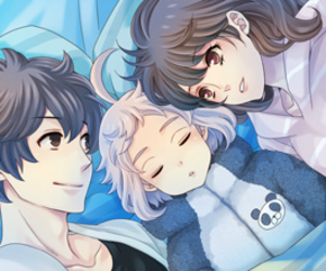 ema, wataru, and masaomi image