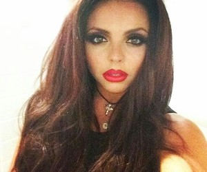 hair, little mix, and jesy nelson image
