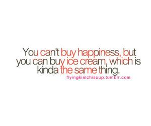 happiness, ice cream, and ice image