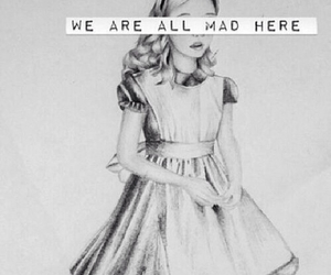 alice and we are all mad here image