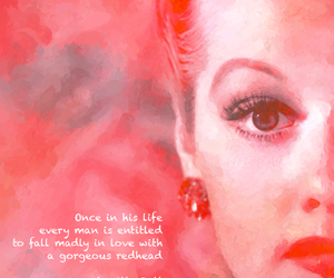 Lucille Ball and quote image