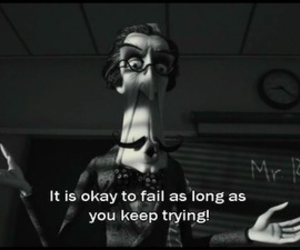 fail, frankenweenie, and quote image