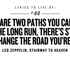 rock, song lyrics, and stairway to heaven image