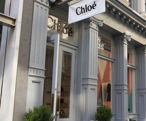 chloe, luxury, and store image