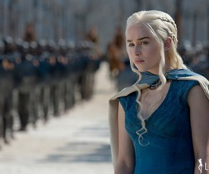 dany, game of thrones, and a song of ice and fire image