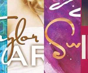 fearless, speak now, and red image