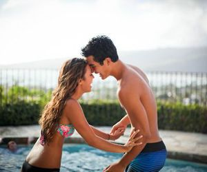 love, couple, and summer image