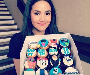 birthday, cupcakes, and happy image