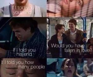 divergent, the fault in our stars, and book image