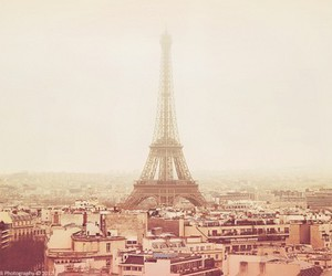 paris, france, and vintage image