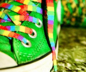 shoes, converse, and colours image