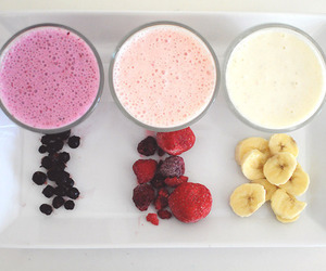fruit, food, and banana image
