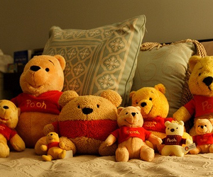 pooh and winnie the pooh image