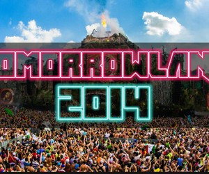 skrillex, avicii, and tomorrowland 2014 image
