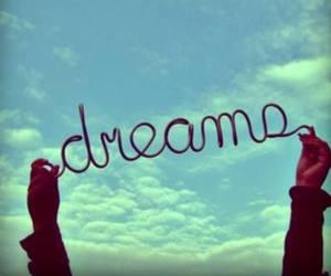 Dream and sky image