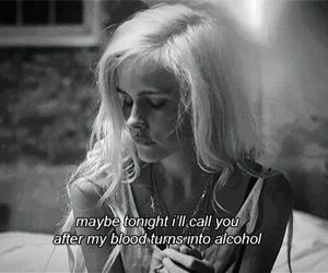ed sheeran, give me love, and alcohol image