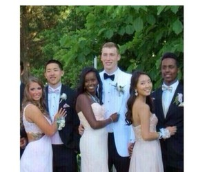 funny, lol, and Prom image