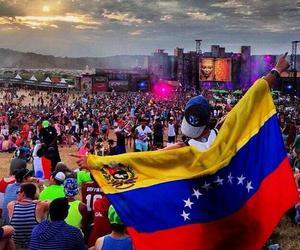 Tomorrowland and venezuela image