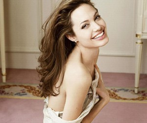 Angelina Jolie, pretty, and cute image